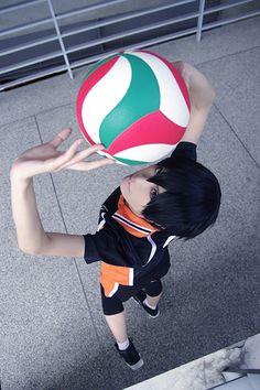 Haikyu!!: Kageyama