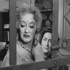 New party member! Tags: movies joan crawford bette davis cult classics 60s movies baby jane eye rolling eye rolls whatever happened to baby jane baby jane hudson