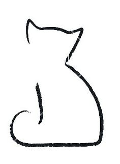 Little Cat Tattoo - Simple and perfect