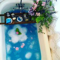 Take a dip into relaxation with some gorgeous bath inspiration for your pamper days!