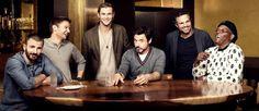 Men of Avengers