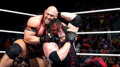 WWE.com: Kane vs. Ryback: photos #WWE
