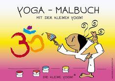 ❤ Die Ausmalbilder beinhalten 20 verschiedene Yoga-Positionen mit Namen, der kleinen Yogini in der Asana und das dazu passende Tier bzw. Element ❤ Jedes wunderschöne Motiv in unseren Malbüchern wird mit 100% Liebe, Leidenschaft und Hingabe von Barbara Liera Schauer entworfen und gezeichnet ❤ Ob Klein oder Groß, vermitteln die positiven Illustrationen Lebensfreude und zaubern ein Lächeln auf´s Gesicht ❤ Für Zuhause, in der Schule, für Kinderyoga-Lehrende und jeden, der Spaß am Malen hat Yoga Positionen, Tier, Asana, Illustration, Yoga For Kids, Joie De Vivre, Passion, Names, School