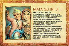 Guru Tegh Bahadur, Baba Deep Singh Ji, Teaching Religion, Sikh Quotes, Guru Gobind Singh, Trust God, Tarot, Qoutes, Pray