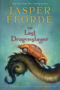 In the good old days, magic was indispensable. But now magic is fading: Drain cleaner is cheaper than a spell, and magic carpets are used for pizza delivery. Fifteen-year-old Jennifer Strange runs Kaz