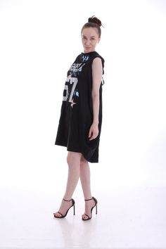 NEW COLLECTION Extravagant Asymmetrical Dress / by Odd13Boutique