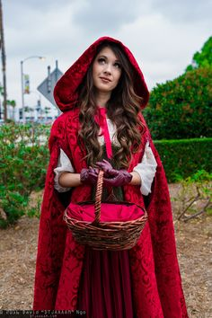 Ruby (Once Upon A Time) #RedRidingHood #Cosplay | Anime Los Angeles 2016