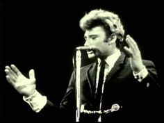 JOHNNY HALLYDAY pas cette chanson (live amsterdam 1963)