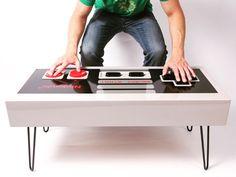 NES Controller Coffee Table #nintendo #nes #retro #retrogaming #retrogamer #snes #merch #merchandise