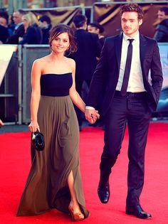jena louise coleman and richard madden - Google Search