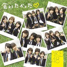 AKB48 1st Single - 会いたかった (2006.10.25) 初回生産限定盤