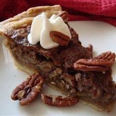 Pecan Pie V Allrecipes.com