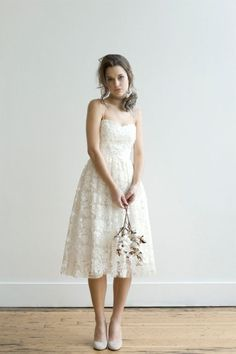 lovely #lace #wedding #dress