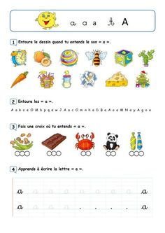 Reasons Why You Should Learn French Abc Centers, French Education, Alphabet Worksheets, French Lessons, Teaching French, Thing 1, Teacher Hacks, Home Schooling, Homeschool Curriculum