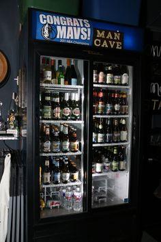 The Ultimate Beer Fridge - True GDM-33-LD Review - http://www.crackformen.com/true-gdm-33-ld-beer-fridge-commercial-merchandiser-review, #mancave