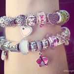 Summer has finally hit here in the uk and I am loving it got my brightest bracelets on to wear in the sunshine Have a lovely Sunday pandora dopandora pandorabracelet pandorastyle pandoracharm pandoracollection