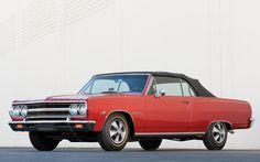 Chevrolet-Chevelle-Malibu-SS-396-PRO-Z-16-Convertible-1965
