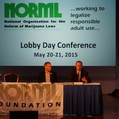 Dr. Mitch Earlywine - NORML DC Lobby Day 2015 by The Russ Belville Show on SoundCloud