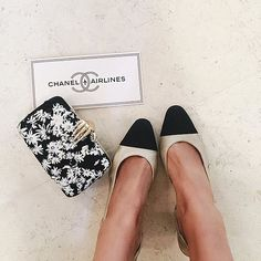 Aimee Song wore hers to the Chanel Spring '16 show in Paris — how fitting!                  Image Source: I...