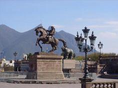 Macro Plaza, Monterrey Mexico