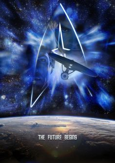 Once again I have tried to tidy the poster up a bit and make it look a bit more professional. I gave the star trek logo more of a cosmic glow. Thought it gave the pic a better overall flow. If you ...