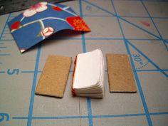 Making a Miniature Book tutorial