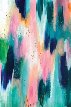 No. 44 Canvas Artwork by ETTAVEE | iCanvas