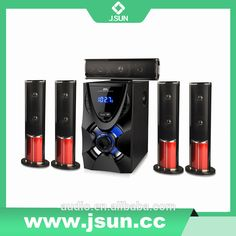 2017 latest product boses 5.1 home theater speakers subwoofer boombox
