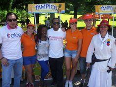 Tampico patrocina La Carrera Colombiana por la Integración