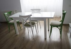 Masa extensbila Country II cu scaune Marlot  - imaginea 1/3 Interior Styling, Interior Decorating, Interior Design, Interior Inspiration, Design Inspiration, Interior Architecture, The Good Place, Dining Table, Country