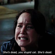 That part made me cry more than when she actually died;'(