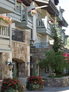Sonnenalp Resort, Vail - love this place, dog friendly too...our two labs went to Vail with us and loved it.