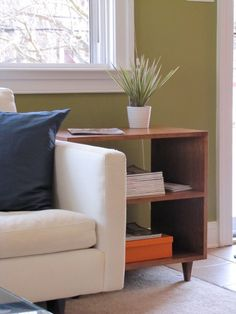 Living Room Paint - Behr's Tate Olive