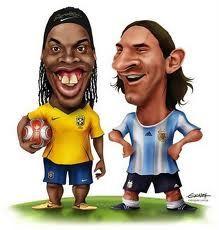 caricaturas de futbolistas - Buscar con Google