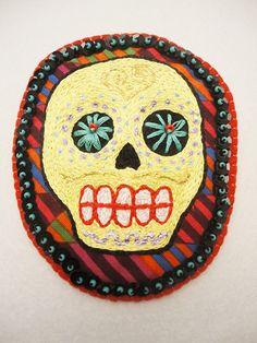 $メキシコ雑貨 nifunifa BLOG-topAzos刺繍ワッペン