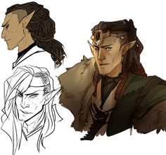 istehlurvz:      Solas concept art style more like Solas wHY
