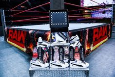 WWE Launching Limited-Edition Pumas …Undertaker Will Set You Back $500.00! – RumblingRumors