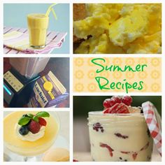 Easy Summer Dairy Recipes - great for those who are lactose intolerant! #mc #BeyondLI #sponsored