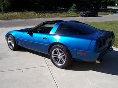 Used Corvette for sale Cheap Sports Cars, Sport Cars, Chevrolet Corvette C4, Chevy, Used Corvettes For Sale, Corvette For Sale, Car Wrap, Car Photos, Old Cars