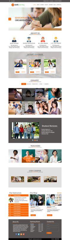 Make Business India Responsive Website & Dynamic Website Layout Design
