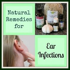 Holistic Remedies Natural Remedies for Ear Infections~ Creative Christian Mama - Use herbs and natural remedies to ease the pain and cure an ear infection. No need for antibiotics or other medications. Holistic Remedies, Natural Health Remedies, Natural Cures, Natural Healing, Herbal Remedies, Flu Remedies, Health And Beauty Tips, Health And Wellness, Health Tips