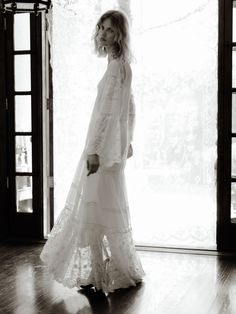 Spell Magnolia Gown, $744, available at Free People