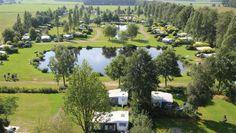 Camping de Drie Provincien - Karaktervolle Groene Campings