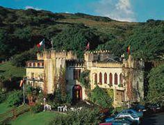 Abbeyglen Castle Clifden County Galway Ireland