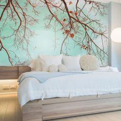 Fotomurales en vinilo o papel pared naturaleza, vinilos decorativos .
