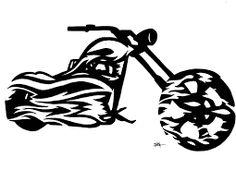 Resultado de imagem para tribal motorcycle tattoo