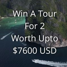 "Mommy Comper Shared: Win Tour for 2 worth upto $7600 – #Giveaway (WW)  <a href=""https://www.mommycomper.com/2018/07/win-tour-for-2-worth-upto-7600-giveaway-ww/?utm_source=pinterest.com&utm_medium=social&utm_campaign=Social+Share"" target=""_blank"">To learn more click here.</a>"