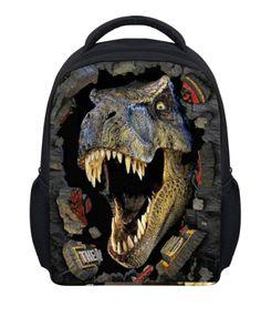 af4a7e69419f  Visit to Buy  FORUDESIGNS Kindergarten Kids Backpacks Bags Children  Shoulder Backpack Cool Dinosaur Bagpack Toddler Mochila Infantil School