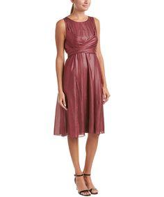 MAJE Maje A-Line Dress. #maje #cloth #