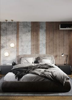 Breaktaking Modern Bedroom Wall Designs For Bedroom Decor Luxury Bedroom Design, Master Bedroom Design, Master Suite, Bedroom Wall Designs, Bedroom Decor, Bedroom Ideas, Bedroom Inspiration, Bedroom Furniture, Ikea Bedroom